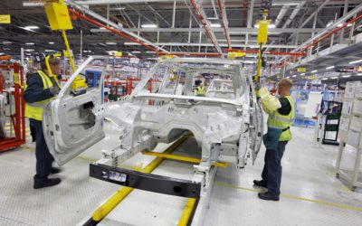 Outsourcing Automotive Manufacturing: A Huge Opportunity for India.